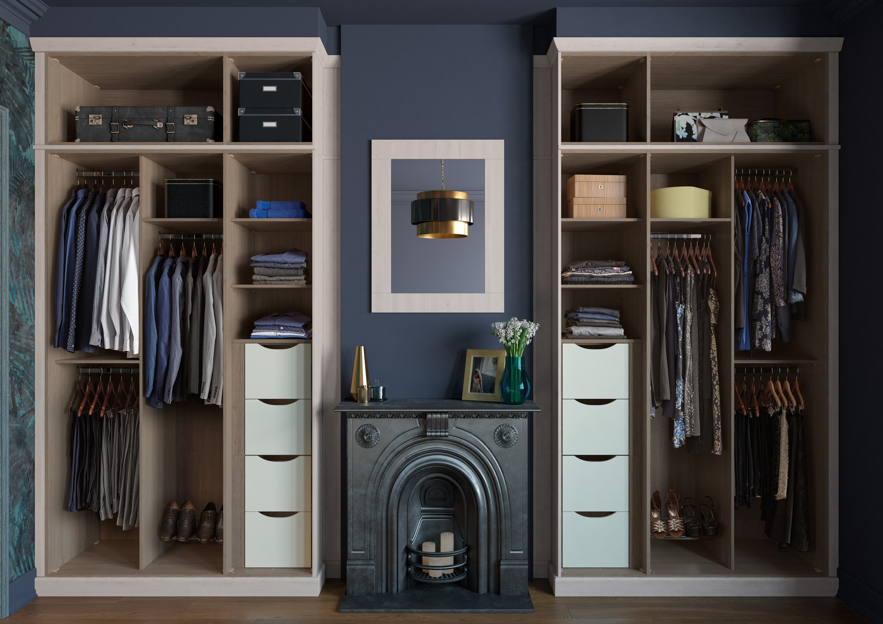 Seton Fitted Wardrobes