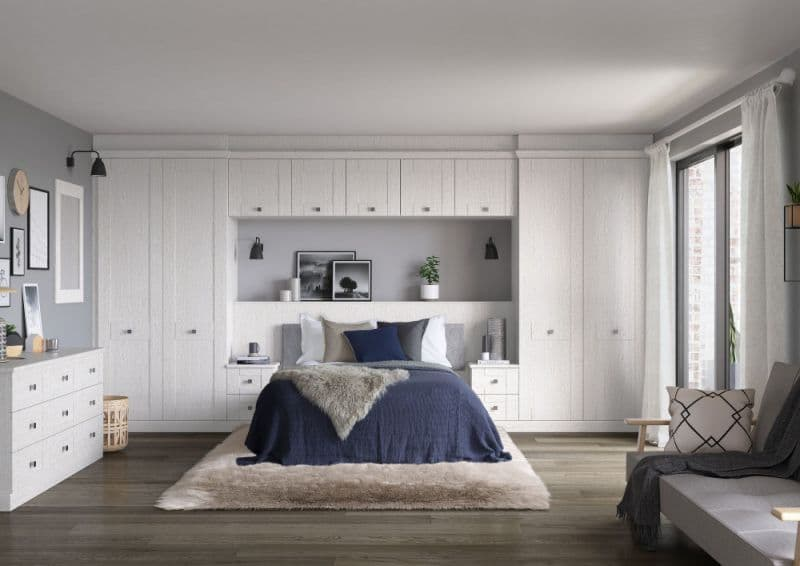 Custom Fitted Wardrobes, Built in Wardrobe Ideas & Designs for ...