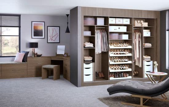 Custom Fitted Wardrobes, Built in Wardrobe Ideas & Designs for Bedrooms UK