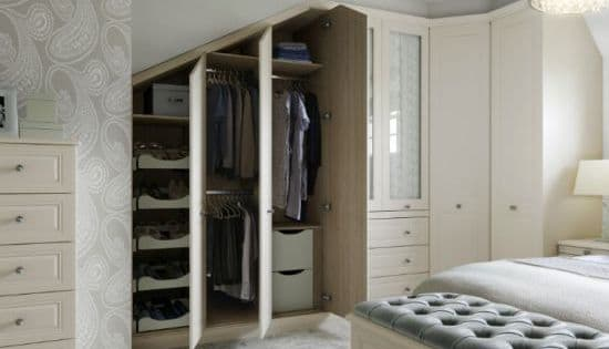 Melody Bedroom Storage