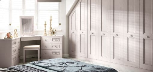 purchase cheap b68d9 5d192 Fitted Wardrobes for Sloping Ceilings, Loft, Attics, Alcoves ...
