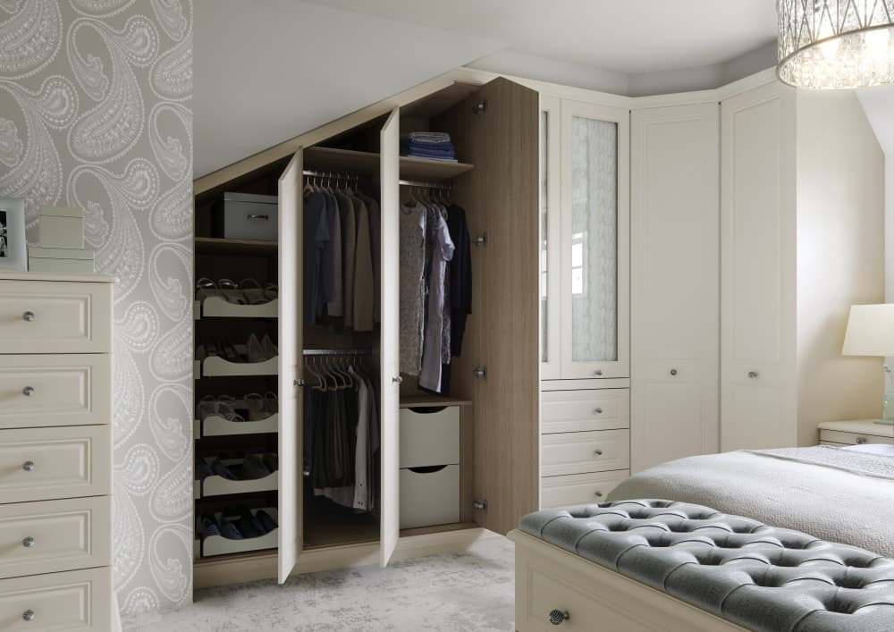 Melody Fitted Wardrobes