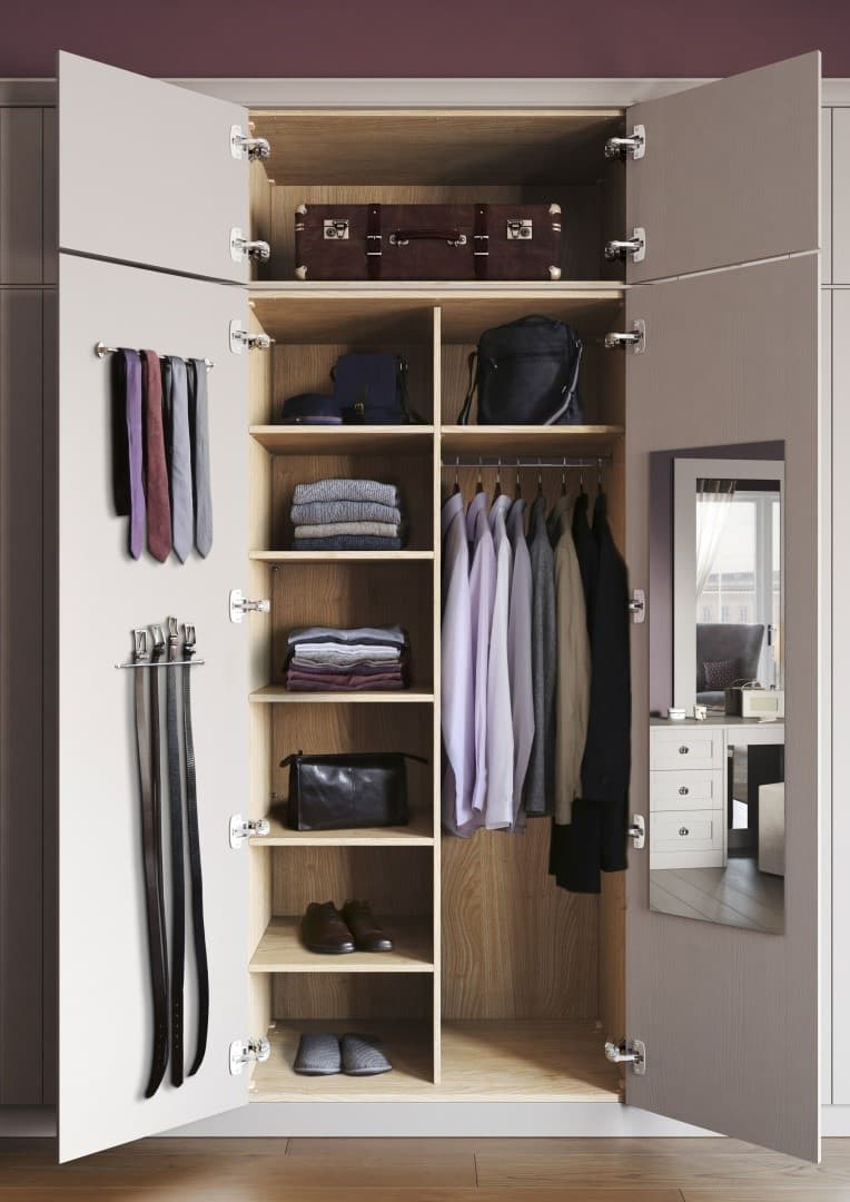 Bedroom Storage Ideas, Solutions & Units | Hammonds