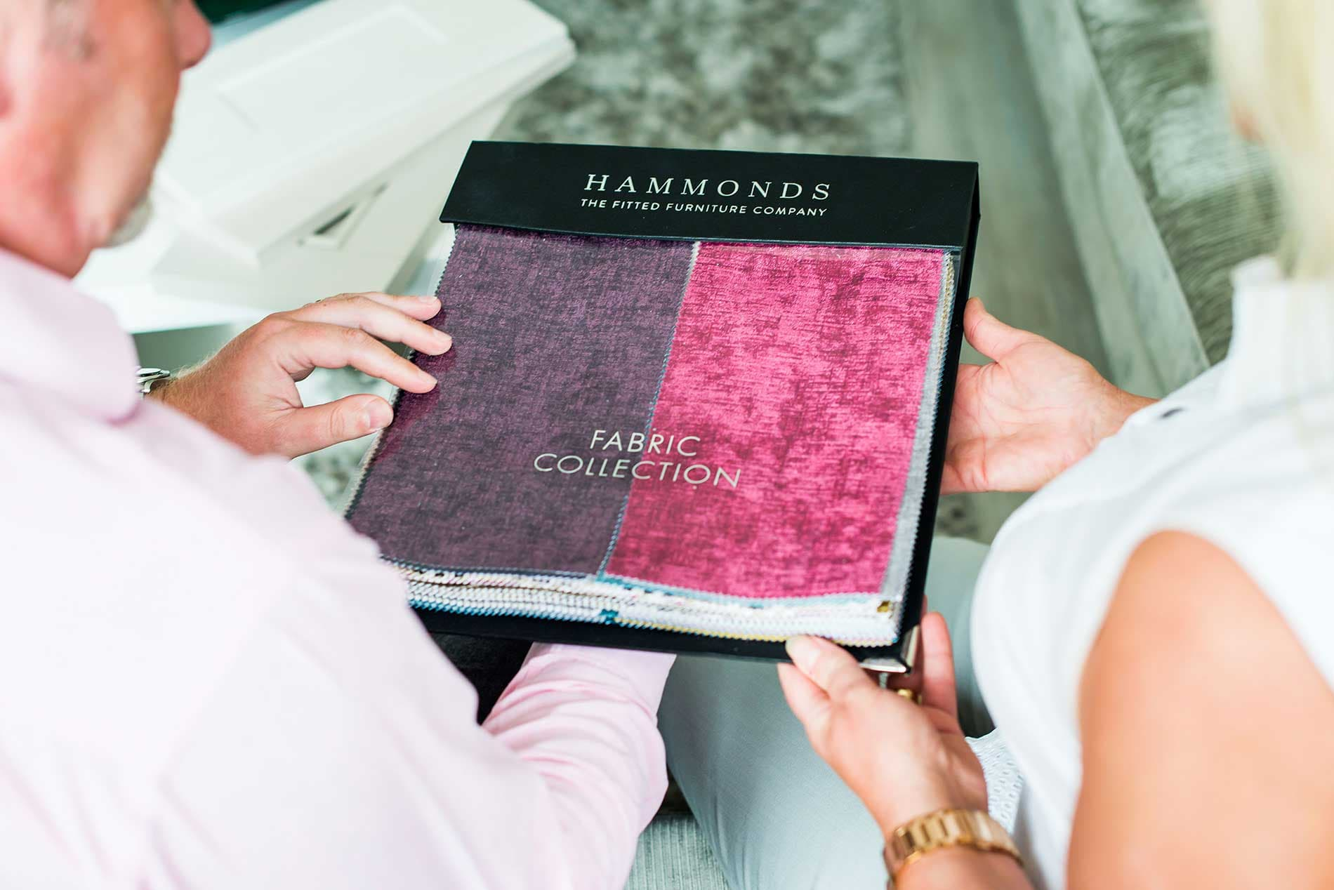 Hammonds fabric collection