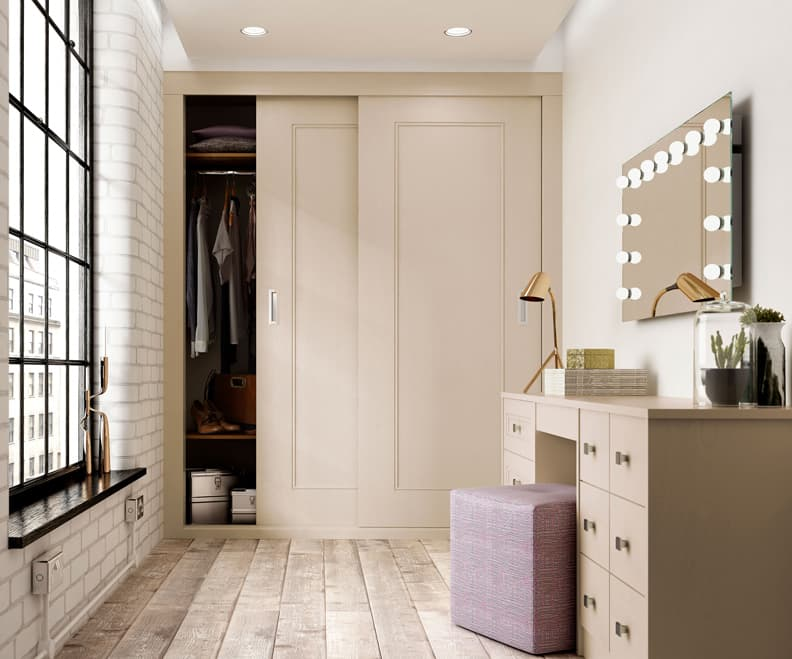 What's your style? Harpsden sliding wardrobes