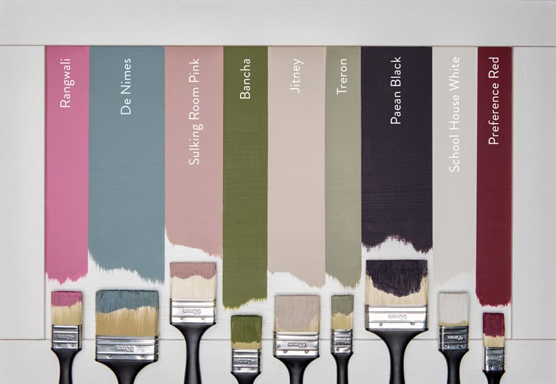 The Art Of Paint Perfection Farrow Amp Ball S New Colours
