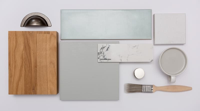 Pebble Grey Mood Board