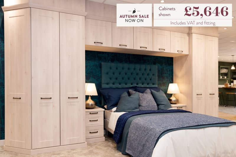 competitive price ae0e2 3477f Fitted Wardrobes Cost & Average Prices - How Much Do Built ...