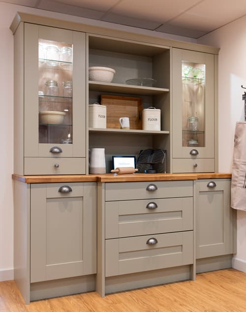 Fitted Dining Room Furniture Bespoke, Dining Room Cupboards Uk