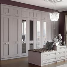 Luxury Fitted Wardrobes