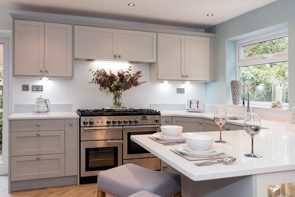 Fitted Kitchen Ideas Bespoke Kitchen Ideas For Large