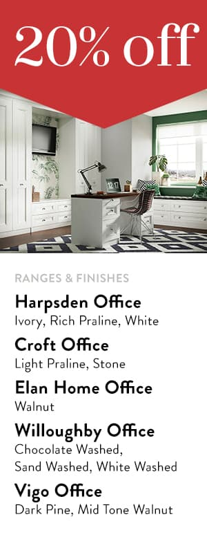 20% home office ranges