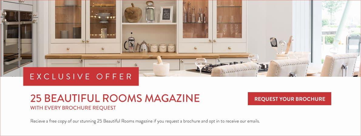 Fitted Kitchens Pre-January Sale Which has Extra % Discounts - Sign Up Now by Requesting a Brochure