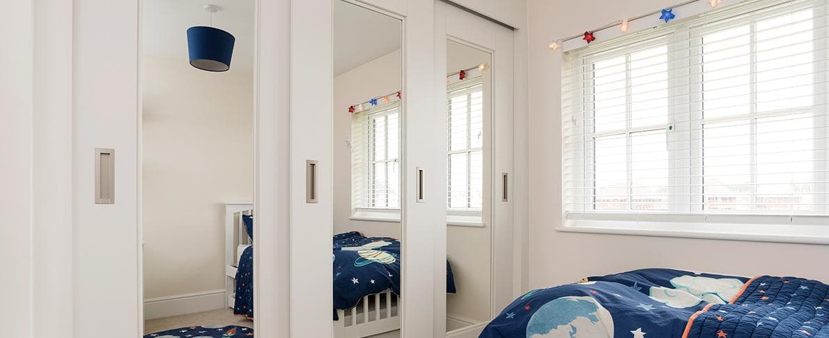 Kids bedroom ideas banner