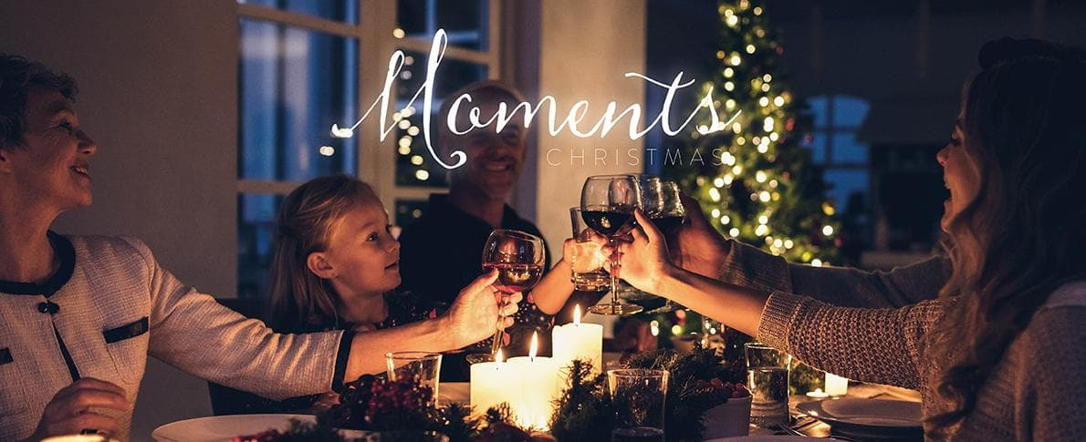 Moments Magazine Christmas Banner