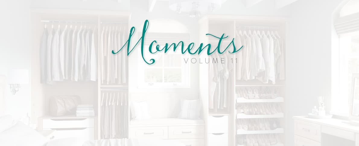 Moments Magazine volume 11 banner