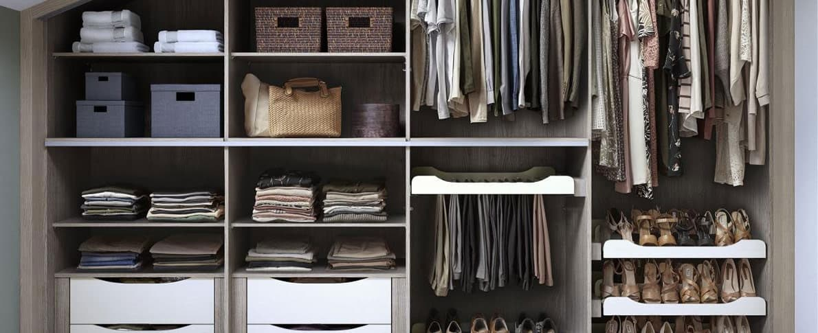 Fitted Wardrobe Awkward Space