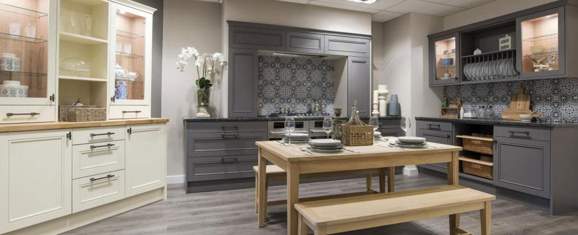 Nottingham Store Of Month Kitchen