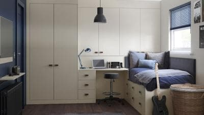 Elkin Cashmere boys bedroom