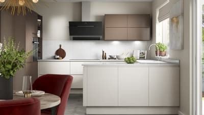 J Handle Kitchen White and Brown