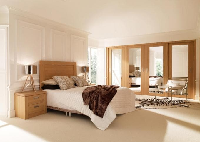 willoughby sliding mirrored wardrobe doors