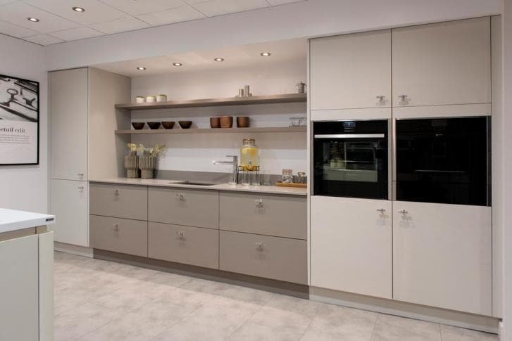 hammonds newton fitted kitchen