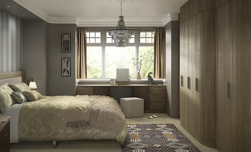 Hammonds Furniture, Fitted Furniture, Vigo, Bedroom