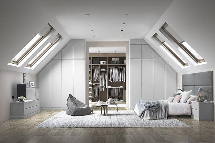 Fitted bedrooms uk Luxury Hammonds Avon Fitted Bedroom In White Metro Wardrobes Fitted Bedrooms And Fitted Wardrobes Hammonds