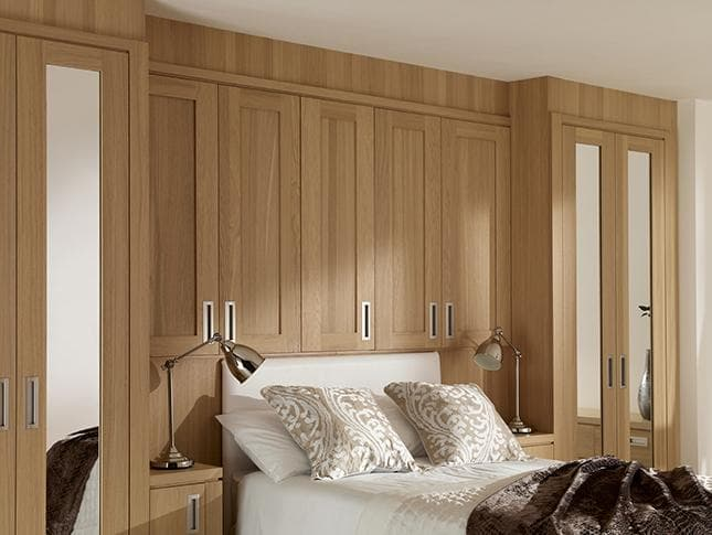 Willoughby Overbed Storage