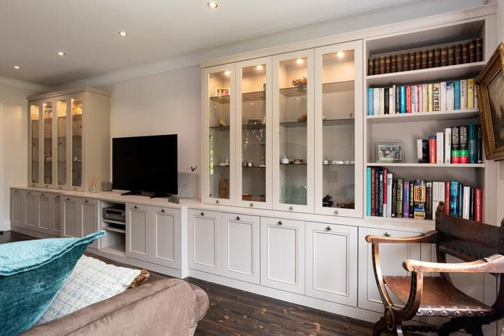 Fitted Living Room Furniture Built In Lounge Furniture Wall Units Uk Hammonds