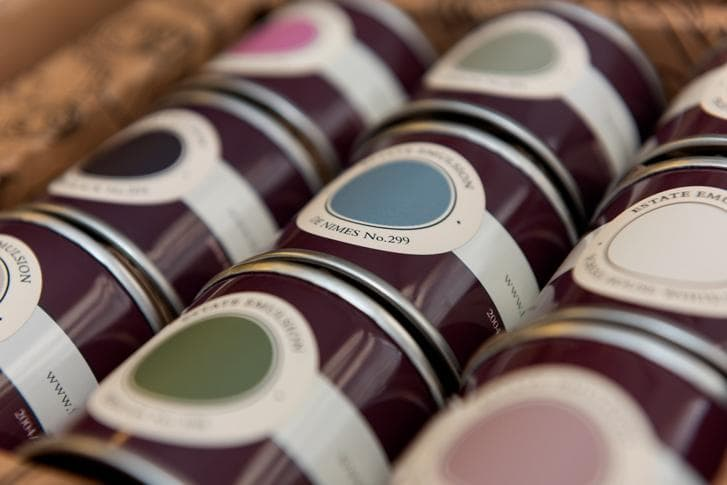 Farrow & Ball new paints