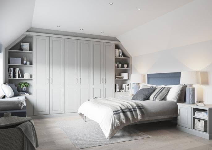 Discover The Rialto Square Fitted Wardrobes Range For Your