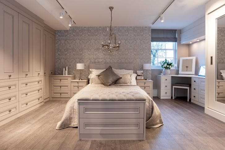 Macclesfield Store display bedroom 19