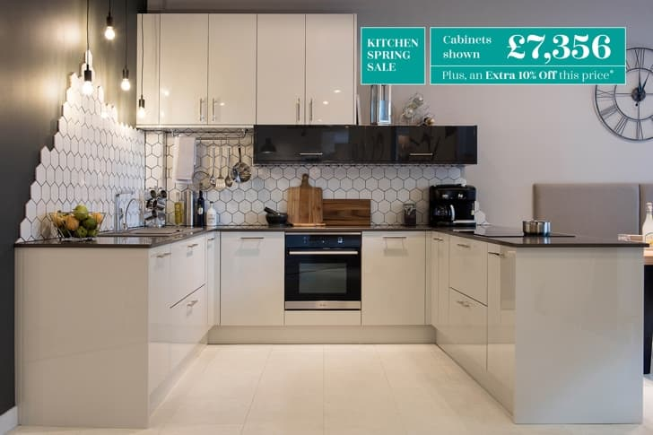 Loxley Kitchen Spring Sale