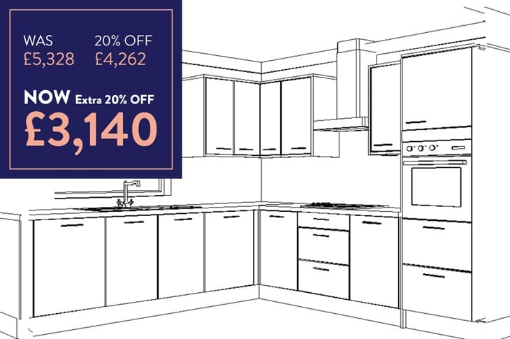 How much does a modern kitchen cost?