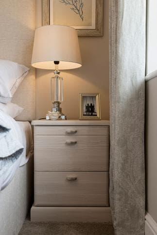 Hammonds Libretto bedside table