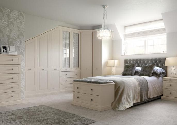 Take A Look At The Full Range Of Hammonds Fitted Bedrooms Hammonds - Fitted bedroom furniture