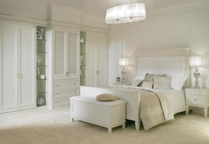 Palladian Range Of Classic Fitted Wardrobes Hammonds