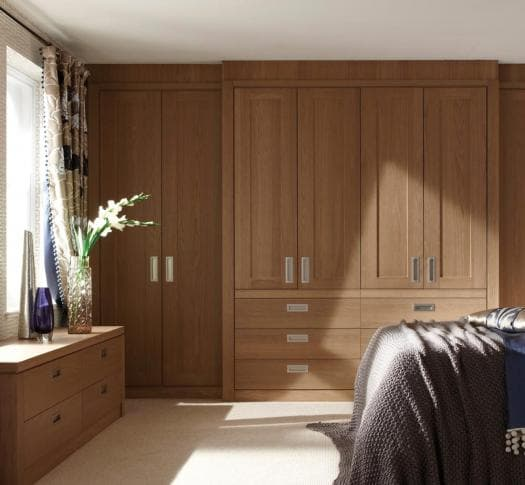 Our Willoughby Range Of Fitted Wardrobes Hammonds