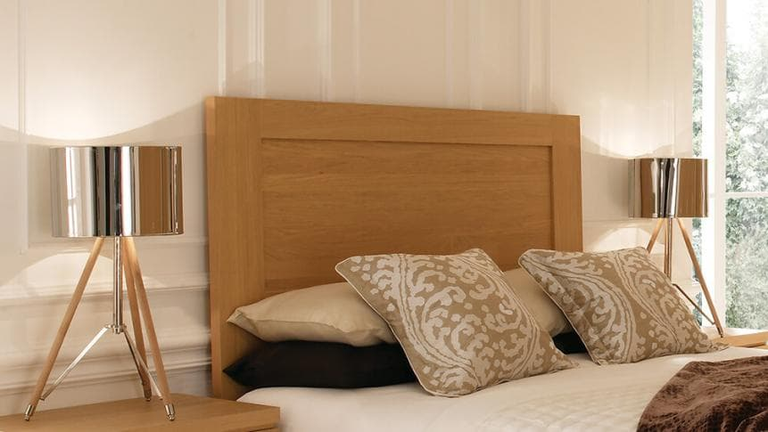 Hammonds headboard with matching bedroom furniture