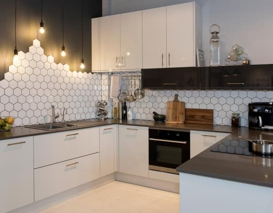 Hammonds loxey fitted kitchens