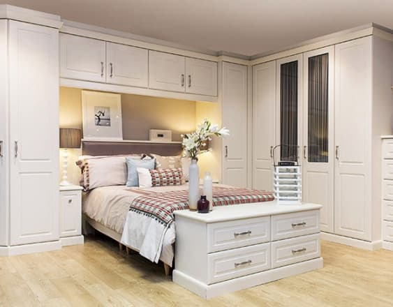 Hammonds Furniture, Fitted Bedrooms, Rialto Square